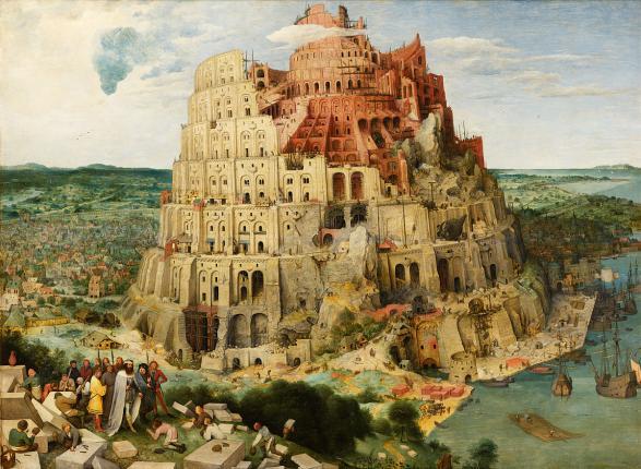 El Babel del nostre Ambaixador Pep Miñambres